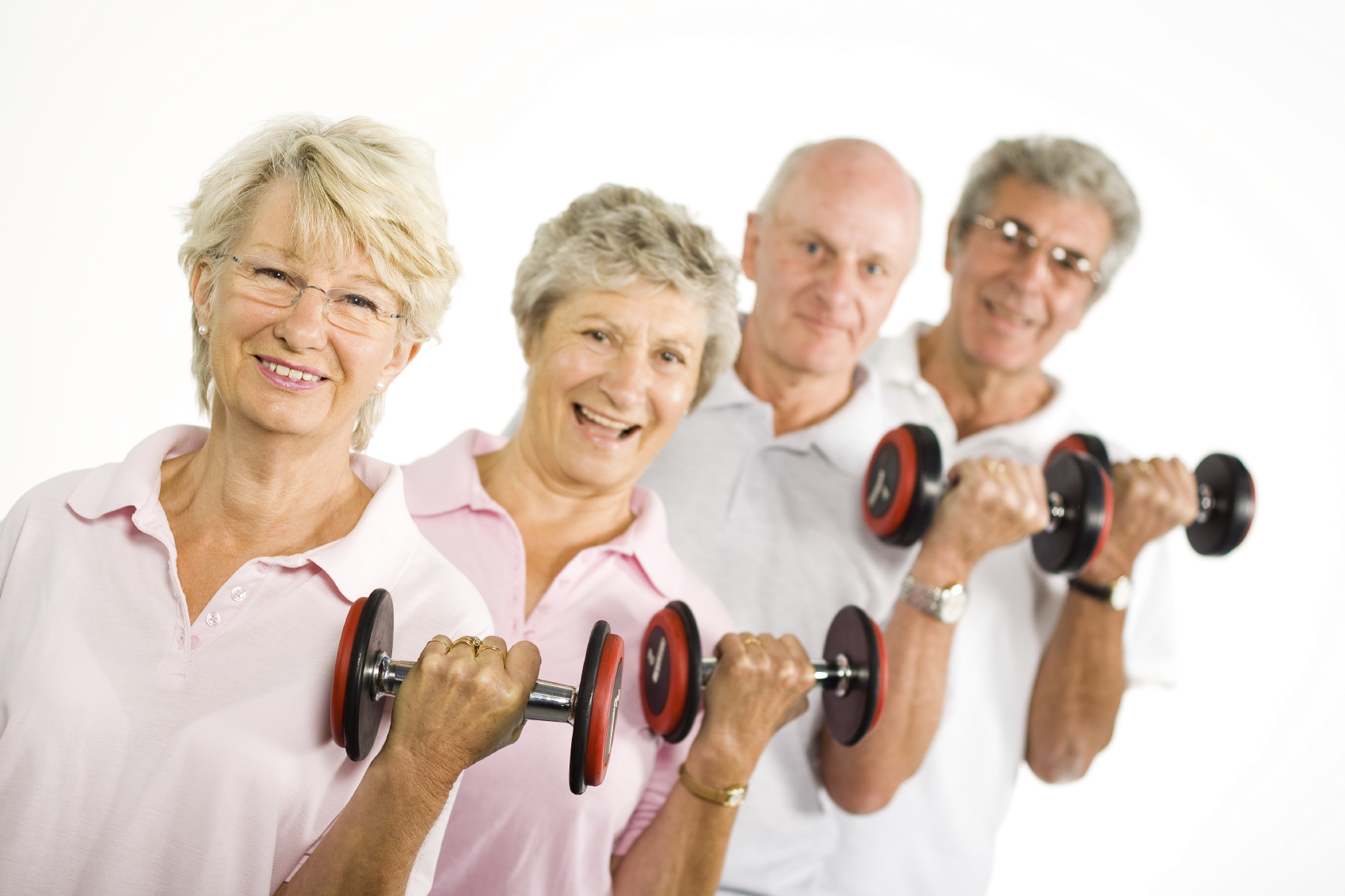 Mobility and Strength after Age 50