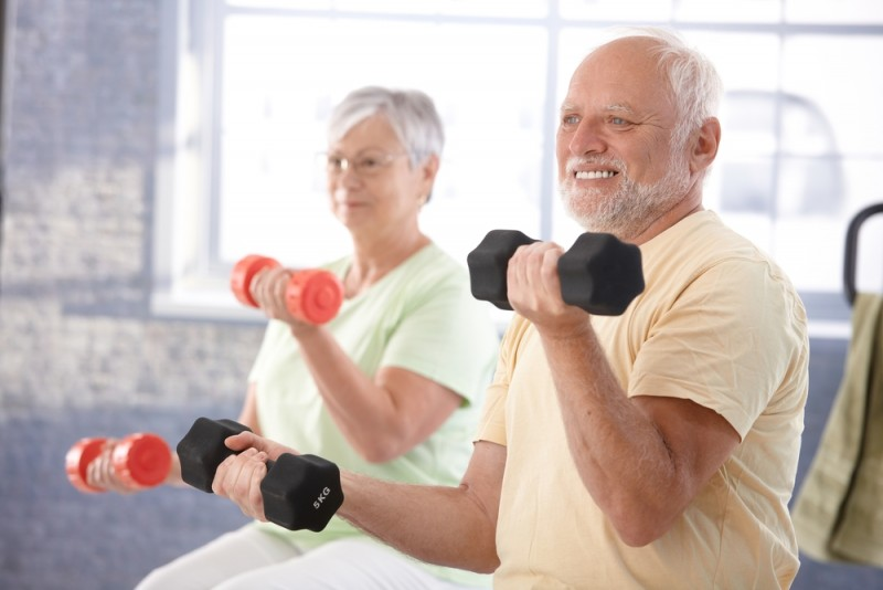 Strength Training Exercises for Older Adults