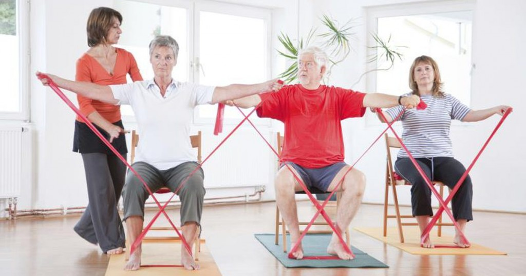strength training for older age