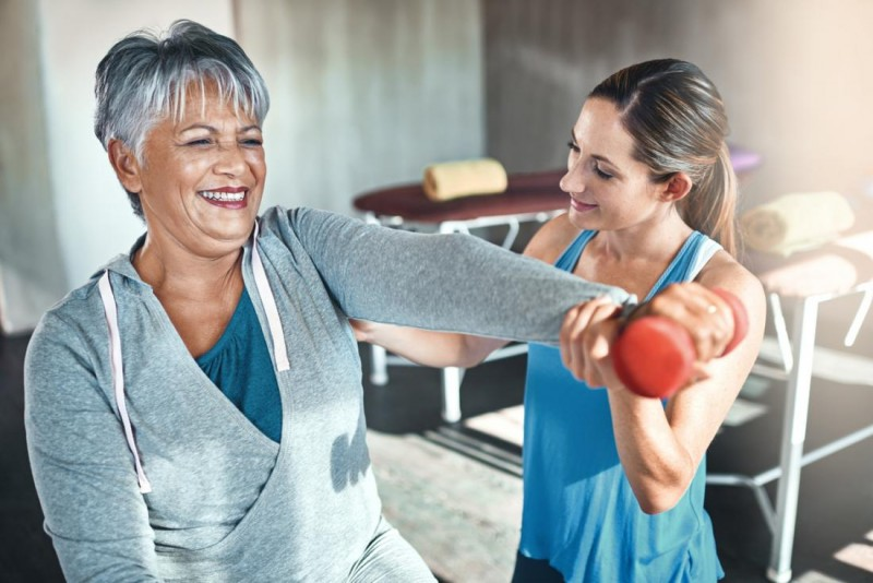 Resistance Training for Older Adults