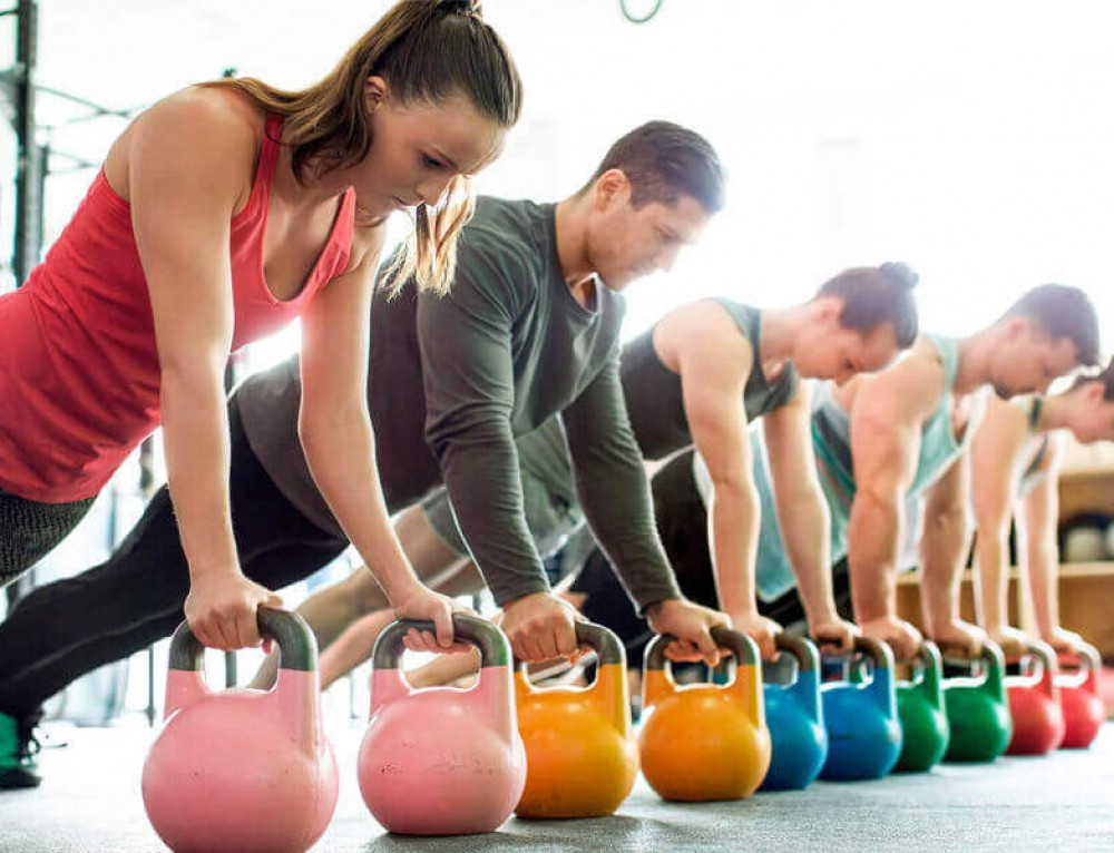 Top 10 Benefits of Kettlebell Training plus Swing Workout
