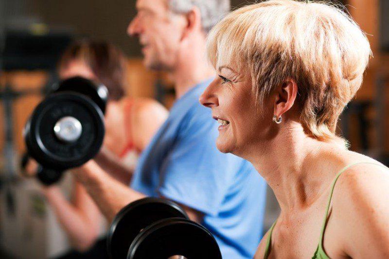 Workout Plan for Men & Women Over 40