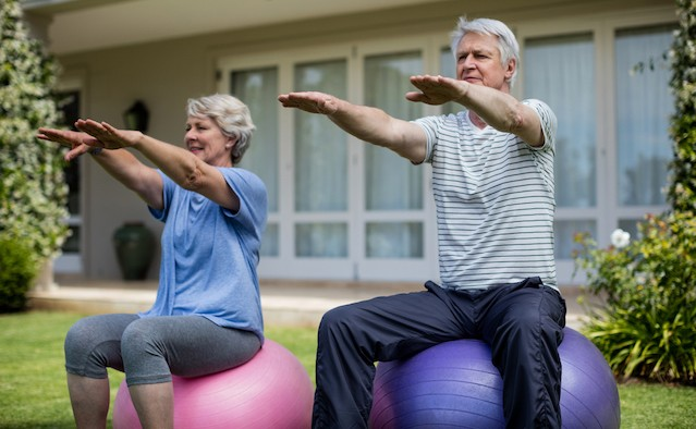 Balance Exercises for Parkinsons Disease Patients
