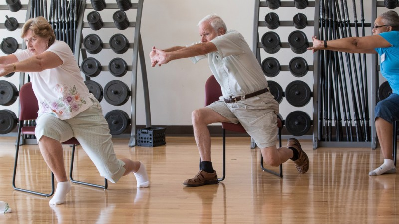 Stretching Exercises for Parkinsons Patients