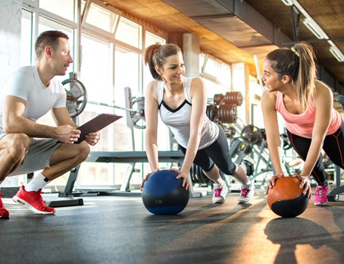Benefits of Small Group Training from a Personal Trainer