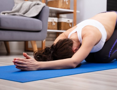 7 Yin Yoga Poses for Beginners to Try at Home